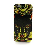 Tiger Painting Soft TPU Case for iPhone 6
