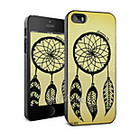 Colored Drawing Fashion Style Protection Shell for iPhone5/5s -Maiya-M11094