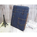 Denim Bag with Stand Protective Sleeve for ipad 2/3/4