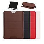8 inch iPad Fashion Folding Design Sleeve PU Leather Case with Stand for iPad mini(Assorted Color)