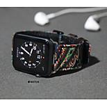 Fashion iwatch apple watch Watchband Watch National Style Woman and Man Unisex  Wristwatch 38mm