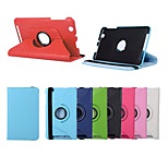 Dengpin 7 Inch PU Leather 360 Degree Rotating Flip Stand Tablet Cover Case for Acer Iconia One7 B1-750