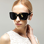Women 's 100% UV400 Anti-Radiation Oversized Sunglasses