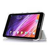 IVSO ASUS MeMO Pad 7 ME176CX Ultra Lightweight Slim Smart Cover Case with Auto Sleep/Wake Function- (White)