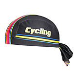 WEST BIKING® Unisex Outdoor Breathable Colorful Strips Pattern Kerchief Polyester Pirate Kerchief Cycling Accessories