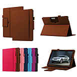 10.8 Inch High Quality PU Leather Case for Microsoft Surface 3(Assorted Colors)