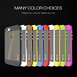 Slicoo Black With Multicolor Drawing Mobile Phone Shell Plating For iPhone 5/5S (Assorted Colors)