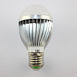 1 pcs E26/E27 5 W High Power LED 500 LM Warm White Globe Bulbs AC 85-265 V