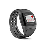 BSW MU3 Wearables Smart Watch , Bluetooth4.0/Activity Tracker/Sleep Tracker/Heart Rate Monitor/Timer for Android & iOS