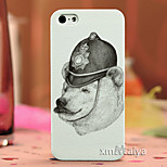 Colored  Drawing Fashion Style Protection Shell for iPhone5/5s-P192