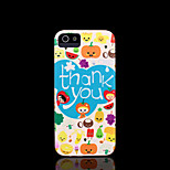 Fruit Pattern Hard Cover for iPhone 5 Case for iPhone 5 S