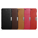 Clamshell case Genuine Leather Case And Full Body Case For Apple iPhone6 4.7 Inch