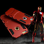 Iron Man Hard Case Protective Cover with Kickstand for iPhone 6
