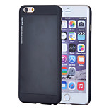 Magic Spider® Plastic Frame Hard Back Case Cover with Screen Protector for iPhone 6 (Assorted Color)