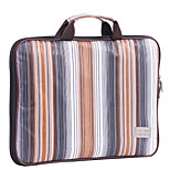 Strips Fashion Style Laptop Hand Bag for Brand of Asus Lenovo under 11