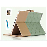 SpeciAlly DesiGned Bump Color PU Leather Auto Sleep For iPad mini 2/3Thin Shell+ Free Screensaver + Touch Screen Pen