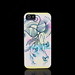 Peacock Pattern Hard Cover for iPhone 5 Case for iPhone 5 S