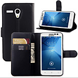 Litchi Around Open Standoff Phone Holster Suitable for Lenovo A606(Assorted Color)