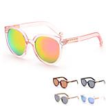 Women 's Mirrored Oval Sunglasses