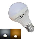 E27 9W 18x5730SMD 670-735LM 3000-3200K/6000-6500K Warm White/White LED Globe Bulb (AC 85-265V)