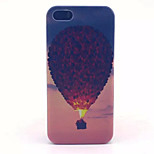 Balloon Pattern PC Hard Case For iPhone 5/5S