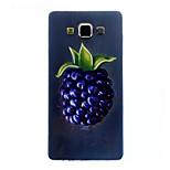 festett TPU telefon esetében Samsung Galaxy a5