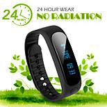 Para Vestir - para - Smartphone Bluetooth 4.0 - Control de Cámara -Seguimiento de Actividad/Seguimiento del Sueño/Temporizador/Reloj