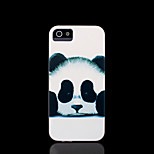 Panda Pattern Cover for iPhone 4 Case / iPhone 4 S Case