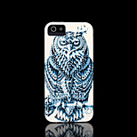 Owl Pattern Hard Cover for iPhone 5 Case for iPhone 5 S