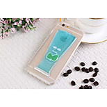 Plastic Material Juice Add Fruit Style for iPhone 6 (Assorted Colors)