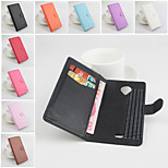 Protective PU Leather Magnetic Vertical Flip Case for Cubot X6(Assorted Colors)