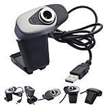USB 2.0 Webcam Web Camera Digital Video Web camera HD 12M with Sound Absorption Mic for Computer PC Laptop