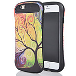 The new for iphone6plus light oil combo stick design small waist oil tree of mobile phone shell