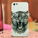 Colored  Drawing Fashion Style Protection Shell for iPhone5/5s-P208
