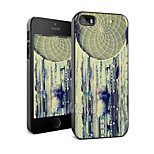 Colored Drawing Fashion Style Protection Shell for iPhone5/5s -Maiya-M11225