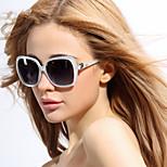 Women 's Polarized 100% UV400 Anti-Radiation Oversized Sunglasses