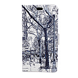 Trees Pattern Full Body Case for Asus Zenfone 2(5.5)