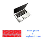 Sliver Slim PalmGuard and TPU Solid Colors Keyboard Flim for Macbook Pro 13.3