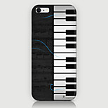The Piano Pattern Case Back Cover for Phone6 Case