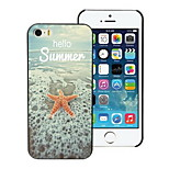 Hello Summer Design Hard Case for iPhone 5/5S