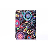 Jellyfish Picture PU Leather Full Body TPU Case with Card Holder for Ipad Air 2/Ipad 6