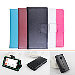 Protective PU Leather Magnetic Vertical Flip Case for Nokia Lumia 530(Assorted Colors)