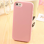 Fruit Color Glossy TPU Phone Case for iPhone 5/5S(Assorted Colors)