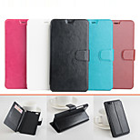 Protective PU Leather Magnetic Vertical Flip Case for Huawei P8 Lite(Assorted Colors)