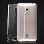 Ultrathin 0.3mm TPU Soft Cover Case for Asus Zenfone 5 (Assorted Colors)