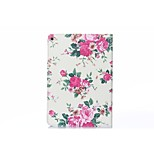 Rose Picture PU Leather Full Body TPU Case with Card Holder for Ipad Air 2/Ipad 6