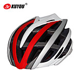 KY-046 Bicycle Helmet 31 Vents Purple/Red/Green/Black/Yellow/Blue/ White