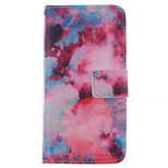 A woman's Heart Pattern PU Leather Phone Case For  HTC One M8 Mini