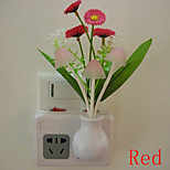 Sunflower Dream Led Night Light Wall Lamp Light Control Sensor