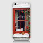 The Window Scenery Pattern Case Back Cover for Phone6 Case